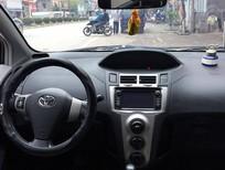 Xe Toyota Yaris sản xuất 2009, màu trắng, nhập khẩu giá cạnh tranh