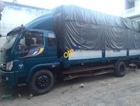 Cần bán lại xe Thaco OLLIN 8T đời 2009, màu xanh lam