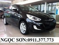 Cần bán xe Hyundai Accent sản xuất 2017, màu đen, xe nhập, giá 532tr