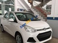 Bán Hyundai i10 Grand 2016, màu trắng