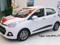 Bán ô tô Hyundai i10 mới 2017, màu trắng, nhập khẩu chính hãng, 393 triệu