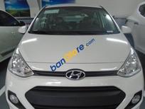 Bán ô tô Hyundai i10 Grand đời 2016, màu trắng, 395.3tr