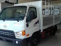 Bán xe tải Hyundai 5 tấn mui bạt nhập khẩu linh kiện Hàn Quốc
