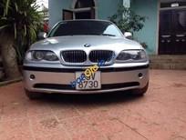 Cần bán xe ô tô BMW 323i đời 2000, màu bạc, nhập khẩu nguyên chiếc, giá chỉ 250 triệu