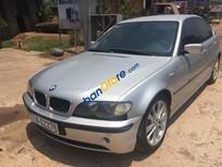 Cần bán xe ô tô BMW 323i đời 2003, màu bạc, nhập khẩu chính hãng số tự động, giá tốt