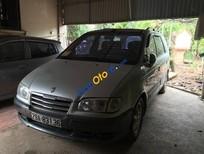 Cần bán gấp Hyundai Trajet 2008, màu bạc, nhập khẩu nguyên chiếc xe gia đình
