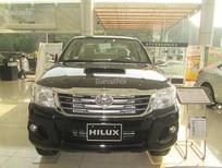 Xe Hilux G số sàn giá tốt nhất, nhập khẩu từ Thái Lan, ưu đãi lớn nhất năm 2016 tại Toyota Bến Thành