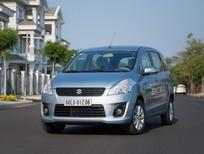 Cần bán xe Suzuki Ertiga sản xuất 2016, màu xanh lam, nhập khẩu chính hãng, giá tốt