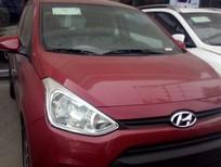 Cần bán xe Hyundai i10 2017, màu đỏ, nhập khẩu chính hãng, giá 406tr
