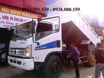 Xe ben Trường Giang 8.5 tấn 2 cầu mẫu mới giá rẻ nhất Sài Gòn Giá bán xe ben Trường Giang 8.5 tấn 2 cầu