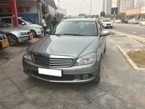 Cần bán lại xe Mercedes C200 đời 2009, màu xám, nhập khẩu, số tự động, 675tr