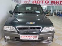Cần bán Daewoo Musso Libero sản xuất 2003, màu xám