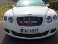 Cần bán gấp Bentley Continental GT đời 2007, màu trắng, nhập khẩu chính hãng, số tự động