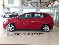Bán Hyundai Accent đời 2017, màu đỏ, nhập khẩu, giá chỉ 532 triệu