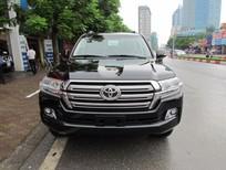 Toyota Land Cruiser VX 2016 màu đen