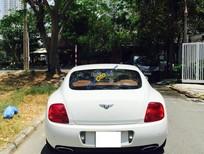 Cần bán xe Bentley Continental GT Speed đời 2008 mầu trắng chạy 29000km giá 4 tỷ 300 triệu