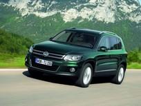 Cần bán xe Volkswagen Tiguan E 2016, màu xanh lam, nhập khẩu