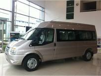 Bảng giá Ford Transit 2019, KM Khủng, tặng BHTV, rèm cửa, trần Nilon, LH: 0919.263.586