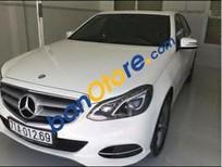 Cần bán Mercedes E250 đời 2014, màu trắng