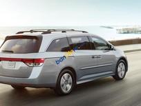 Honda ô tô Vinh bán xe Honda Odyssey đời 2016, màu bạc, nhập khẩu nguyên chiếc từ Nhật