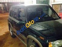 Cần bán gấp Suzuki Vitara MT đời 2005, màu đen, đã đi 100000 km, giá chỉ 245 triệu