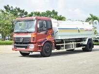 Xe bồn chở xăng dầu 11m3 Auman C160