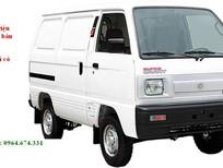 Bán xe bán tải Van Suzuki Quảng Ninh 2 chỗ, 7 chỗ