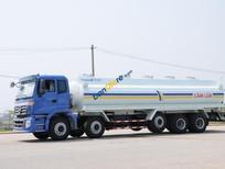 Xe bồn chở xăng dầu 24m3 Auman C34