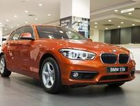 Bán BMW 1 Series 118i LCi đời 2017, màu đỏ, nhập khẩu