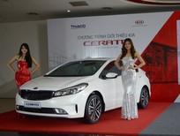 Bán xe Kia Cerato 1.6 MT sản xuất 2018, màu trắng, giá chỉ 499 triệu