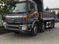 Bán ô tô Thaco AUMAN D300 2016, màu xám, tải trọng 18 tấn, giá tốt nhất