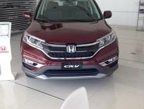 Bán ô tô Honda CR V 2.4 TG đặc biệt Giảm trực tiếp 60 triệu tặng phụ kiện tuỳ chọn, màu đỏ giao ngay