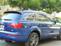Bán xe Audi Q7 Full Option 2015 màu xanh
