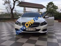 Bán xe Mercedes E250 đời 2014, màu trắng số tự động