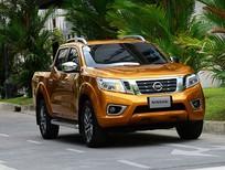 Cần bán Nissan Navara EL 2017, màu vàng sa mạc, nhập khẩu chính hãng, giá tốt, hỗ trợ trả góp và giao xe tận nhà