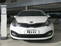 Kia Cầu Diễn  -  Cần bán xe Kia Rio MT 2016, màu trắng, nhập khẩu nguyên chiếc, có xe giao ngay, LH 0989599597