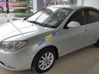 Cần bán Hyundai Elantra đời 2007, màu bạc, nhập khẩu nguyên chiếc, giá chỉ 320 triệu