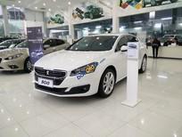 Peugeot Quảng Ninh bán xe Pháp Peugeot 508 trắng nội thất be với giá ưu đãi nhất tại Việt Nam