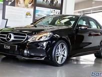 Cần bán lại xe Mercedes E250 đời 2014, màu đen, chính chủ