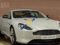 Bán xe Aston Martin DB9 sản xuất 2014, màu bạc
