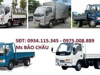 Bán xe tải JAC 8T4, mẫu mới