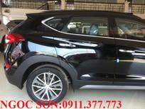 Cần bán xe Hyundai Tucson mới 2018, màu đen,trả góp 90% xe,LH Ngọc Sơn: 0911.377.773