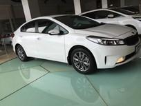 Kia Bình Tân bán Kia Cerato 1.6MT số sàn 2017 mới 100%, hỗ trợ trả góp lên đến 85%