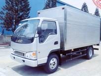 Bán xe tải Jac 2t4 (2.4 tấn), bán xe tải giá rẻ Jac 2T4 đóng thùng kín, thùng bạt giá cạnh tranh nhất