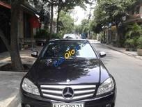 Bán ô tô Mercedes C200 đời 2010, màu đen, nhập khẩu chính hãng