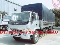 Cần bán xe Jac 7.25 tấn, mẫu mới