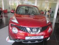 Bán Nissan Juke 1.6AT sản xuất 2016, màu đỏ, nhập khẩu nguyên chiếc