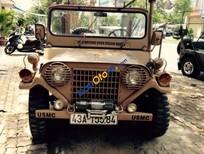 Cần bán xe Jeep M151 năm 2015, xe nguyên bản, đẹp