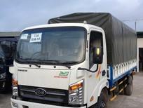 Xe tải Veam VT350,tải trọng 3,5 tấn,động cơ Hyundai,cabin ISUZU