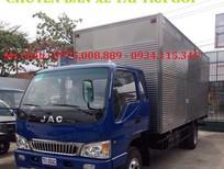 Bán trả góp xe tải JAC 6.4 tấn, đời 2019 euro4